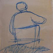 Figura di schiena - Figure from behind